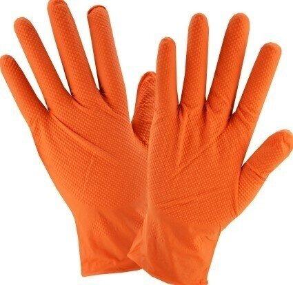 West Chester 2940 Powder Free 7 Mil Textured Nitrile Gloves