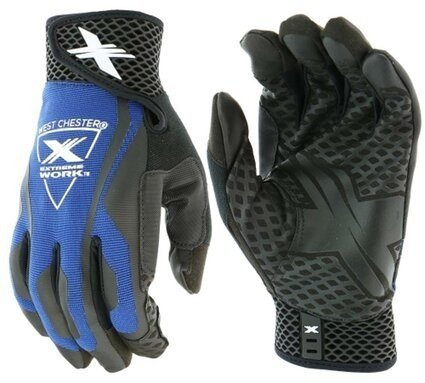 West Chester 89302 Extreme Grip Gloves