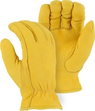 Majestic 1542 Winter Deerskin Drivers Gloves