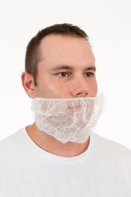 International Enviroguard Polypropylene Pleated Beard Covers