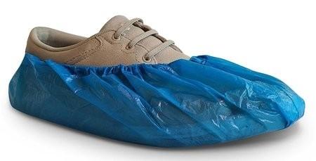 International Enviroguard Lightweight PE Shoe Covers