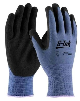 PIP G-Tek GP 34-500 Seamless Knit Grip Gloves