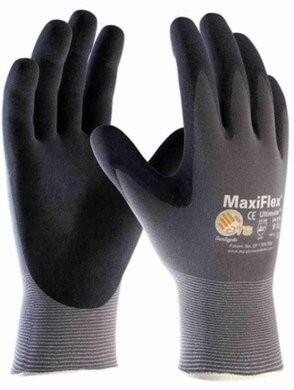 PIP MaxiFlex Ultimate 34-874/34-874FY Nitrile Coated Micro Foam Grip Gloves