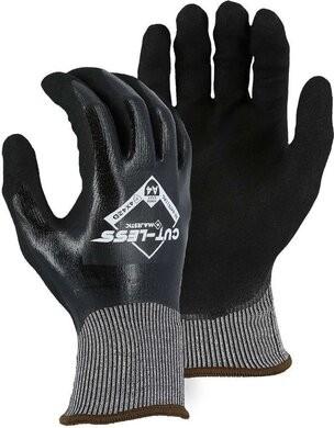 Majestic 35-6475 Cut-Less Watchdog KorPlex ANSI Cut A4 Touchscreen Gloves