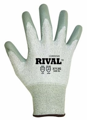 Cordova Rival 3712G HPPE Cut Level 3 Ansi 2 Gloves