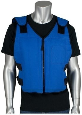 PIP 390-EZSPC EZ-Cool Premium Phase Change Cooling Vest with Insulated Cooler Bag