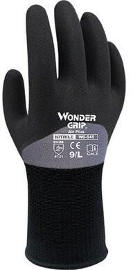 Wonder Grip WG-545 AIR PLUS Nitrile Coated Gloves