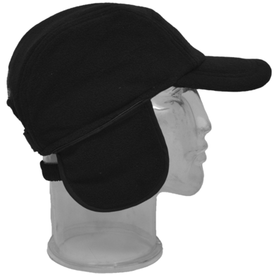 Techniche Air Activated Heating Fleece Baseball Cap with Heat Pax