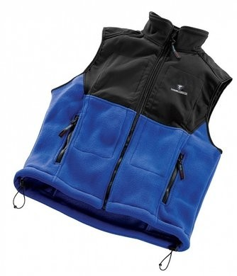 Techniche Air Activated Heating Vest with Heat Pax