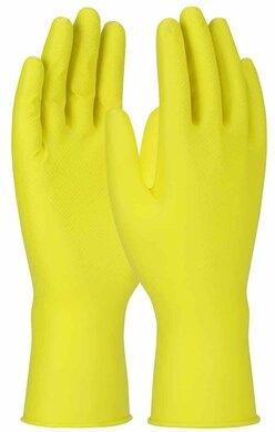 PIP Grippaz Premium 6 Mil Nitrile Powder Free Gloves with Textured Fish Scale Grip