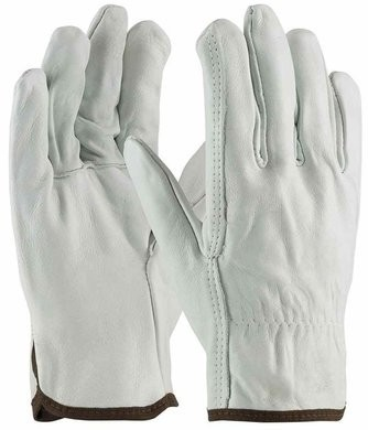 PIP 68-101 A Grade Top Grain Cowhide Drivers Gloves