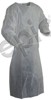 Tians Coated Barrier / Cleanroom Gowns