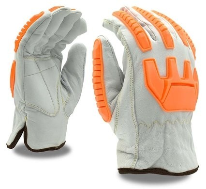 Cordova Ogre-GT 8545 Premium Leather Cut Resistant Level A3 Gloves