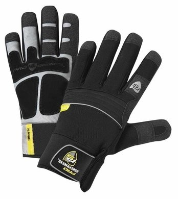 West Chester 96653 Waterproof Winter Grip Gloves with PVC