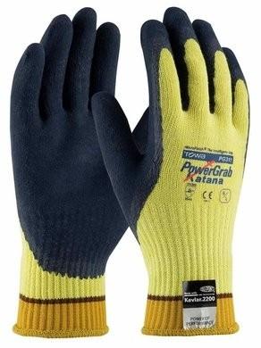 PIP PowerGrab Katana 09-K1700 Seamless Knit Kevlar Steel Cut Level 5 Gloves