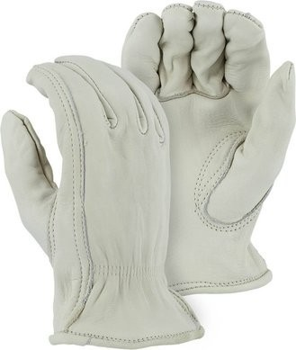 Majestic 1510 A-Grade Cowhide Drivers Gloves
