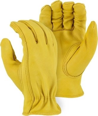 Majestic 1541 Deerskin Drivers Gloves