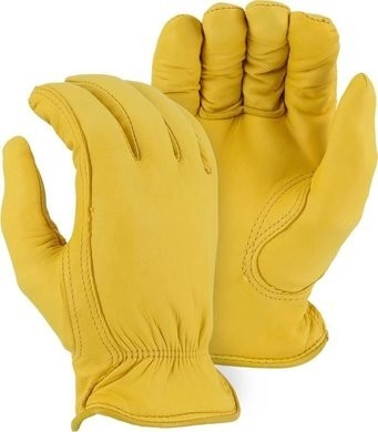 Majestic 1542T Winter Deerskin Drivers Gloves