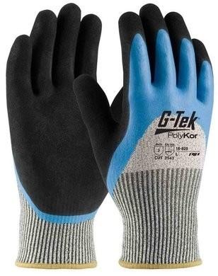 PIP G-Tek Polykor 16-820 Acrylic/Latex Coated Cut Level 3 Gloves