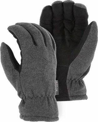 Majestic 1663 Winter Deerskin/Fleece Drivers Gloves