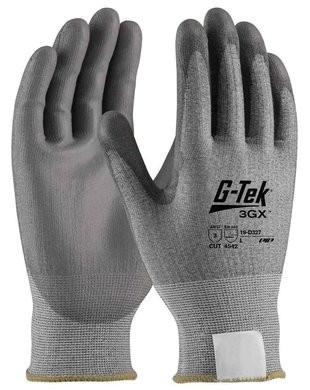 PIP G-Tek 3GX 19-D327 15 Gauge Dyneema Diamond Blended Cut Level 5 Gloves