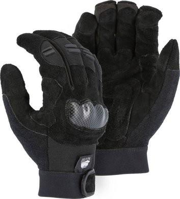 Majestic 2123 Knuckle Guard Heavy Duty Gloves