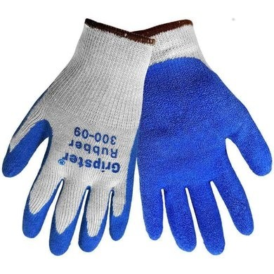 """Global Glove """"Atlas Style"""" Gripster #300 Rubber Dipped Gloves"""