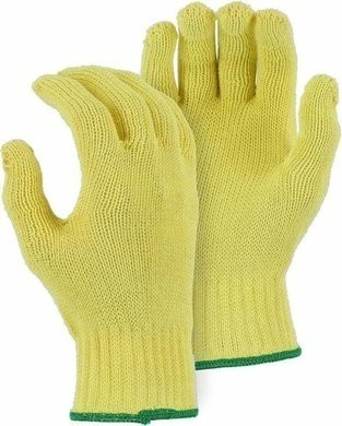 Majestic 3118 Medium Kevlar Knit Gloves - Dozen - Made in USA