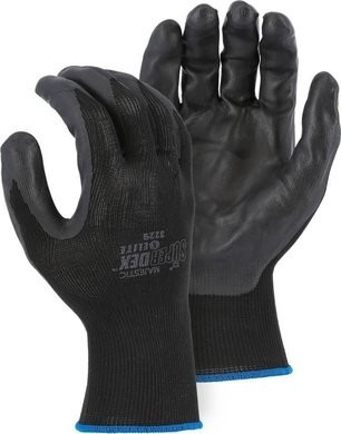 Majestic 3229 SuperDex Heavyweight Foam Nitrile Palm Coated Gloves