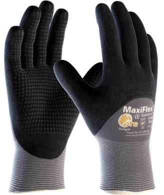 PIP MaxiFlex Endurance 34-845 Micro-Foam Nitrile 3/4 Dipped Gloves