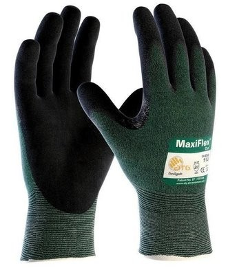 PIP MaxiFlex 34-8743 Micro-Foam Nitrile Coated Cut Level 3 Gloves