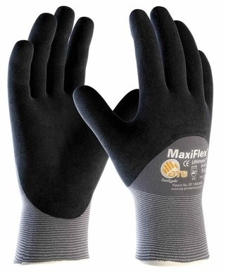 PIP MaxiFlex Ultimate 34-875 Seamless Knit 3/4 Dipped Gloves