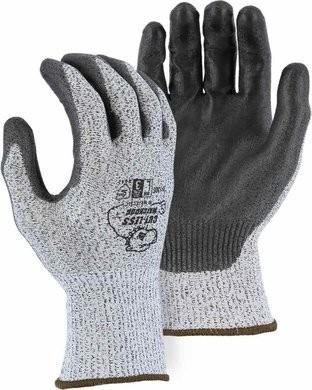 Majestic 35-1305 HPPE Cut-Less Watch Dog EN Cut Level 3 Gloves