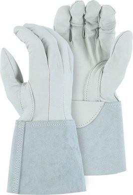 Majestic 3504G TIG Welding Gauntlet Gloves