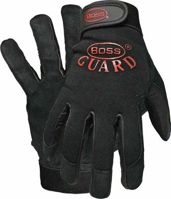 Boss 4040 Goatskin Guard Gloves