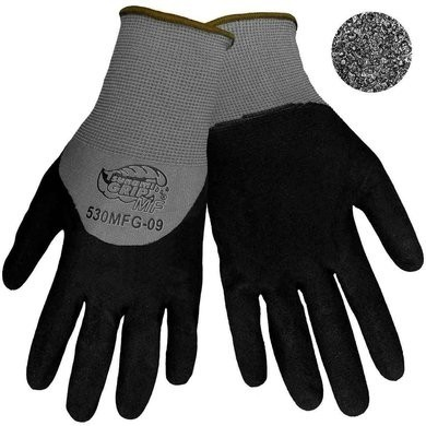 Global Glove #530MFG Tsunami Grip - Compare to MaxiFlex Ultimate 34-875