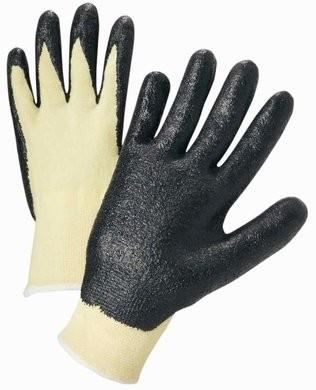 West Chester 713KSNF Nitrile Coated Kevlar Ansi 2 Gloves
