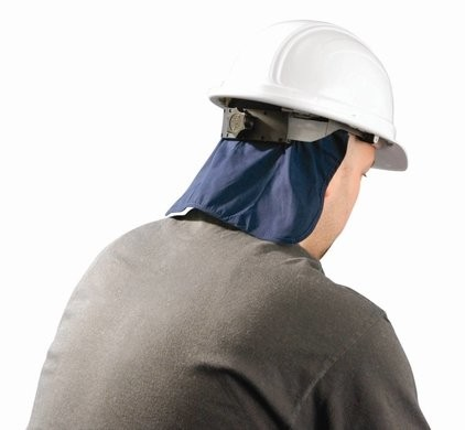 Occunomix MiraCool 969 Hard Hat Pads with Shade