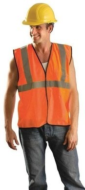 Occunomix Value Mesh Standard Vest - ANSI 2