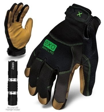 Ironclad EXO Modern Leather Gloves
