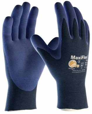 PIP MaxiFlex Elite 34-274 Micro-Foam Nitrile Palm Coated Gloves