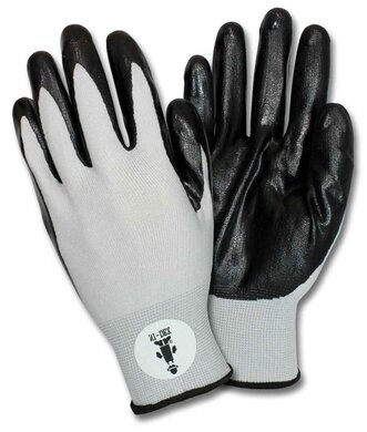 Safety Zone G-NIDEX High Dexterity Nitrile Coated Gloves