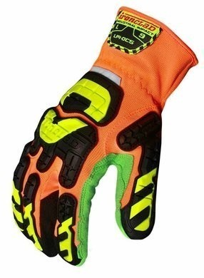 Ironclad Industrial Impact LPI Open Cuff Cut Level 5 Gloves