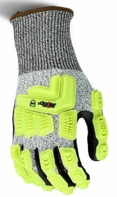 Radians RWGD110 Axis D2 Cut Protection Level A4 Dyneema Gloves