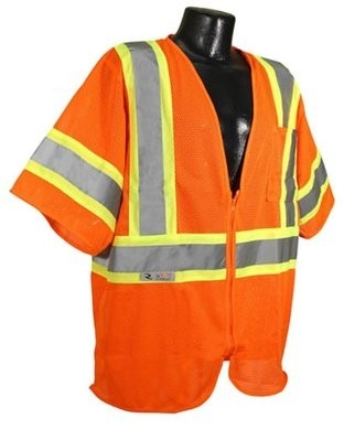 Radians SV22-3 Economy Mesh Vest with Two Tone Trim- ANSI 3