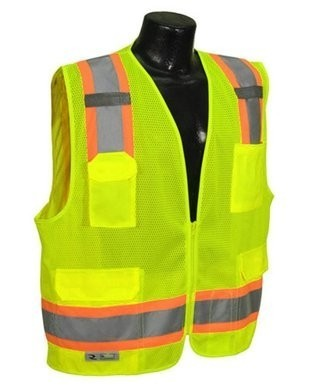 Radians SV6 Two Tone Mesh Surveyor Vest - ANSI 2