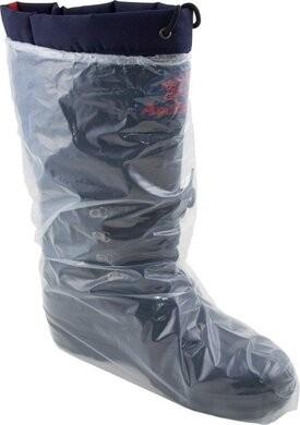 "Safety Zone 16"" Polyethylene Shoe & Boot Covers"