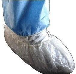 Tian's Polyethylene Waterproof Shoe Covers - # 723883