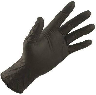 Ultragard Black Box Heavy Duty 6-7 Mil Nitrile Exam Powder Free Gloves