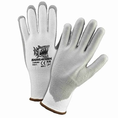 West Chester 713HGWU PosiGrip Barracuda Cut Resistant ANSI 2 Gloves